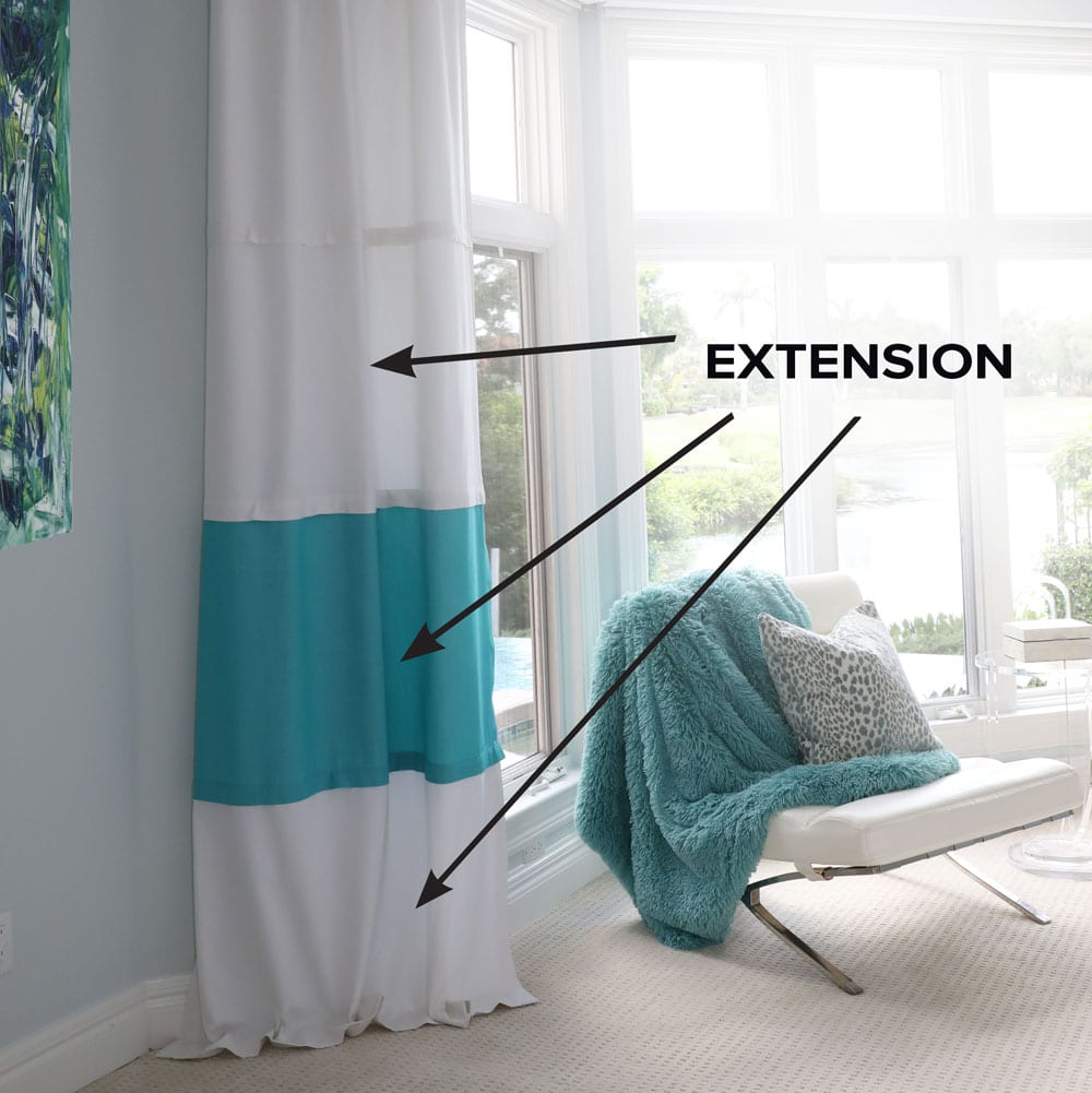 Zip.Drape Extension